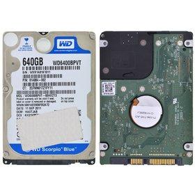 "HDD Накопитель 2.5"" SATA 640Gb 5400RPM"