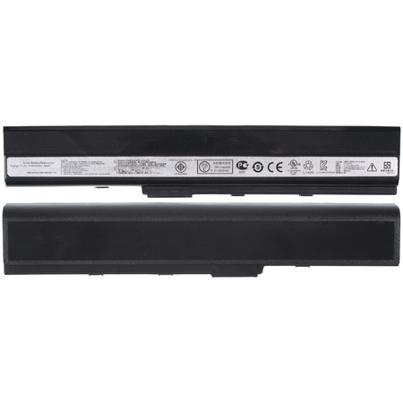 Аккумулятор для Asus / A32-K52 / 10,8V / 4400mAh / 48Wh (ORIG)