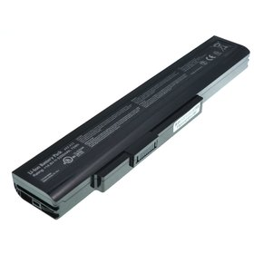 Аккумулятор MSI A6400 (ms-16y1) / A32-A15 / 14,6V / 5200mAh / 75Wh