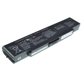 Аккумулятор / 10,8V / 5800mAh / 63Wh черный Sony VAIO VGN-SZ6RMN/B