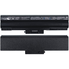 Аккумулятор / 11,1V / 4800mAh / 53Wh черный Sony VAIO VGN-SR3