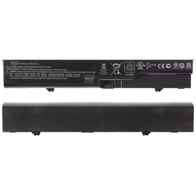 Аккумулятор HP Compaq 620 / HSTNN-CB1A / 10,8V / 4350mAh / 47Wh черный