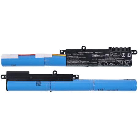 Аккумулятор / 11,25V / 2900mAh / 33Wh (Premium) для Asus X540SA