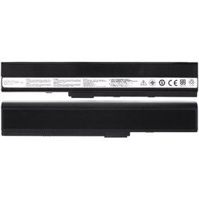 Аккумулятор для A32-K52 / 10,8V / 5200mAh / 56Wh черный (копия)