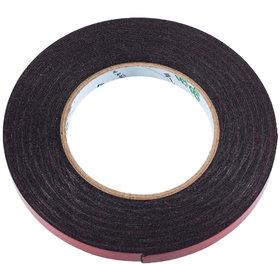 Скотч для тачскрина KONILL (поролоновая) 10mm 10m черный (1 mm)