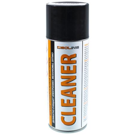 Спрей - очиститель CLEANER (Solins) 400 мл