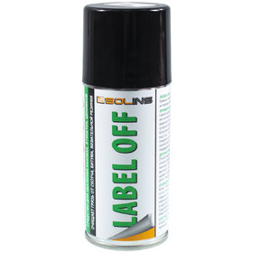 Аэрозоль LABEL-OFF (Solins) средство для удаления наклеек 200 мл