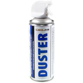 Аэрозоль DUSTER (Solins) сжиженный газ для продувки от пыли 400 мл