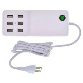 Зарядка USB / 5V / 60W 12A / 6 USB x 2A