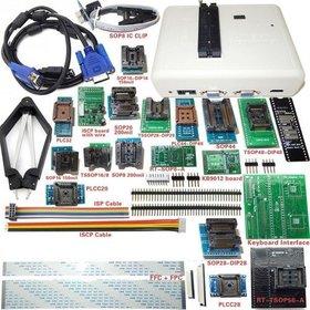 Программатор RT809H + 24 адаптера