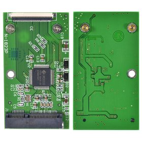 Переходник  mSATA(PCI-E)SSD - ZIF