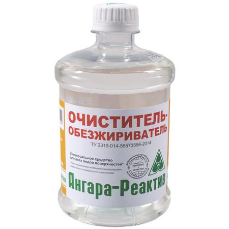 Очиститель (обезжириватель) фас ПЭТФ (0,5л)