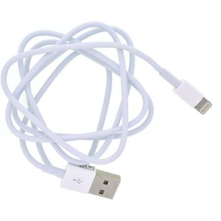 Кабель Lightning - USB-A 2.0 / 1m (Copy) для Apple iPhone 5 (A1442)