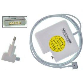 Зарядка Magsafe2 / 20V / 85W 4,25A / A1424 Apple (оригинал)
