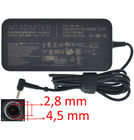 Зарядка 4,5x2,8mm / 19V / 120W 6,32A / Asus G501 Asus ADP-120RH B (оригинал)