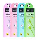 Кабель Micro USB - USB-A 2.0 / 1m / 2A / HOCO для LG K3 LTE K100DS