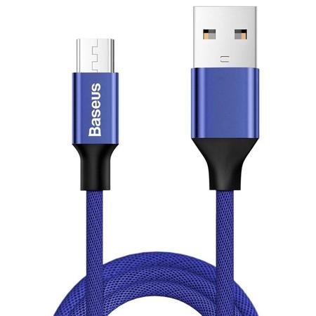 Кабель Micro USB - USB-A 2.0 / 1m / Baseus для LG KP105