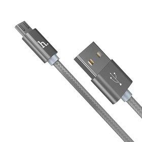 """DATA кабель USB - micro USB HOCO 1m DEXP Ixion M 5"""""""