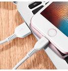 Кабель Lightning - USB-A 2.0 / 1m / 2,4A / HOCO X13 Easy charged белый