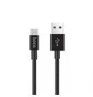 Кабель Micro USB - USB-A 2.0 / 1m / 2A / HOCO для MegaFon Login 2 MT3A