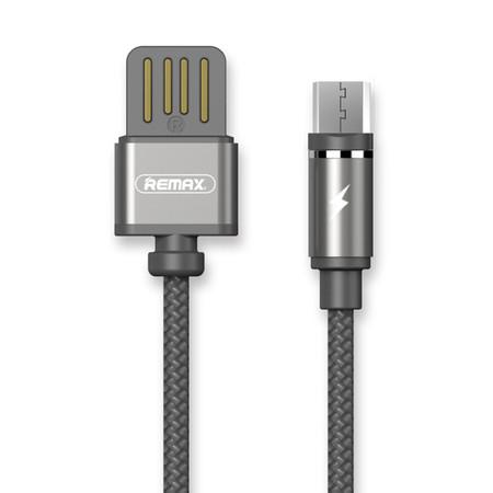 Кабель Micro USB - USB-A 2.0 / 1m / 1,5A / Remax для LG KP110