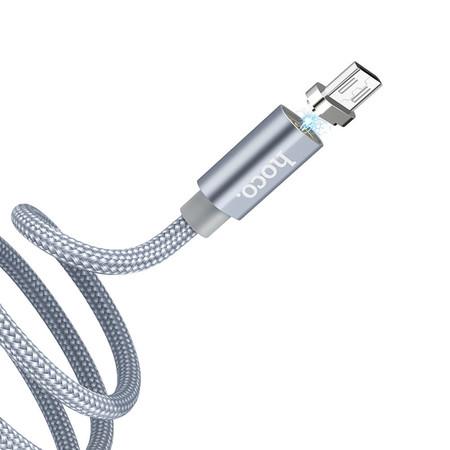 Кабель Micro USB - USB-A 2.0 / 1m / 2,4A / HOCO для LG K8 LTE K350E