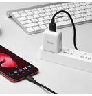Кабель Type-C - USB-A 2.0 / 1m / 3A / HOCO для LG G5 H850