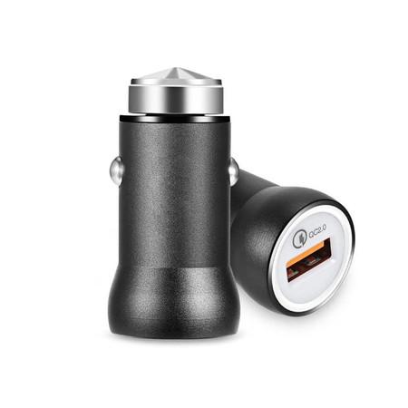 Зарядка АЗУ - USB / 5V 2,1A черный для LG KP110