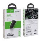 Зарядка АЗУ - USB / 3.6-12V 3A черный для LG G5 H850