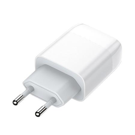 Зарядка USB / 5V 2,1A белый для LG KG810