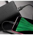 Кабель Micro USB - USB-A 2.0 / 1,2m / 5A / HOCO для LG KE590