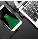 Кабель Micro USB - USB-A 2.0 / 1,2m / 2,4A / HOCO для LG KP152