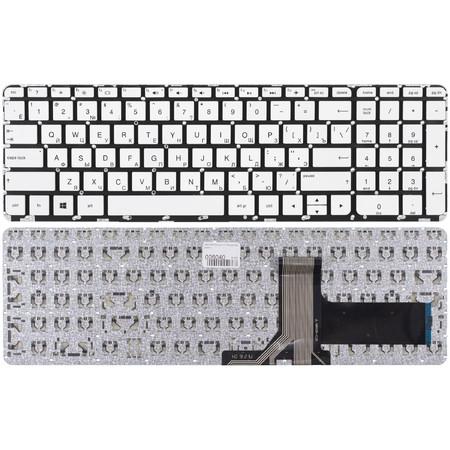 Клавиатура белая без рамки HP Pavilion 17-f110nr