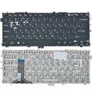 Клавиатура черная без рамки для Sony Vaio SVP1321L1R