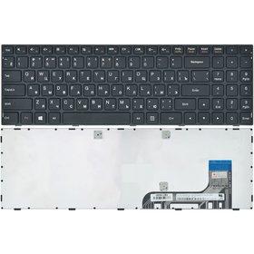 Клавиатура черная Lenovo ideapad 100-15IBD