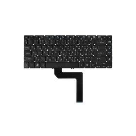 Клавиатура для Acer Aspire M5-481 черная с подсветкой