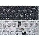 Клавиатура для Acer Aspire V7-481 черная с подсветкой