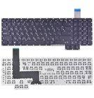 Клавиатура черная для Asus G750JX