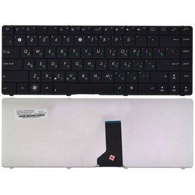 Клавиатура черная для ASUS X43U