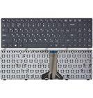 Клавиатура для Lenovo ideapad 100-15IBD черная