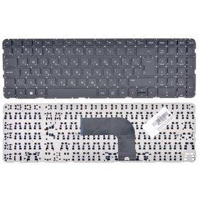 Клавиатура для HP Pavilion dv6-7000 черная без рамки (Вертикальный Enter)
