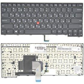 Клавиатура для Lenovo ThinkPad E460 черная