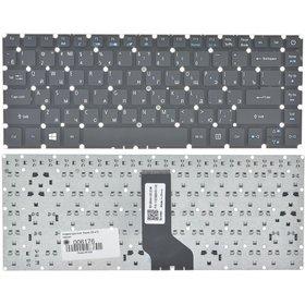 Клавиатура для Acer Aspire E5-475 черная