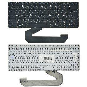 Клавиатура для DNS Travel (0802290) черная без рамки