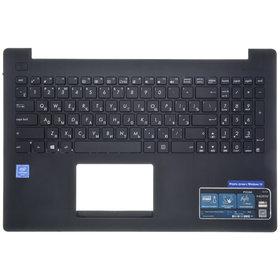 Клавиатура для Asus X553 черная (Топкейс черный)