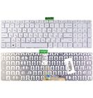 Клавиатура белая для HP Pavilion 15-ab010ur