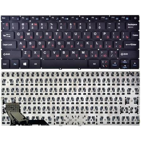Клавиатура для IRBIS NB137 черная без рамки