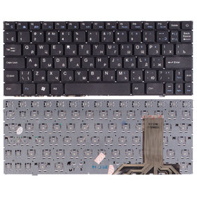 Клавиатура для Prestigio Smartbook 116A (PSB116A) черная