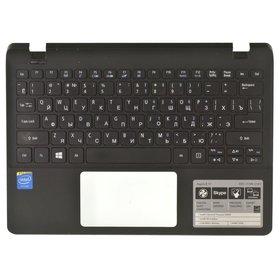 Клавиатура для Acer Aspire ES1-111m черная (Топкейс черный)