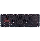 Клавиатура черная с подсветкой для Acer Nitro 5 AN515-52